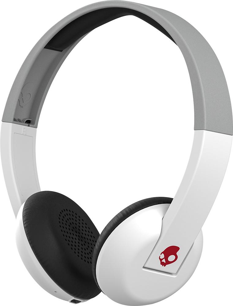 Skullcandy - Uproar Wireless On-ear Headphones - White