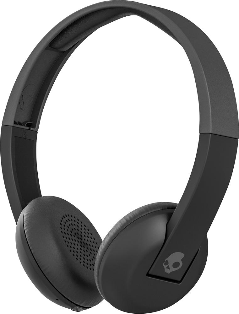 Skullcandy - Uproar Wireless On-ear Headphones - Black
