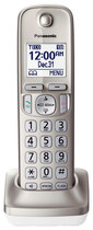 Panasonic - KX-TGDA20N Dect 6.0 Cordless Expansion Handset For Select Panasonic Expandable Cordless Phone Systems - Champagne Gold