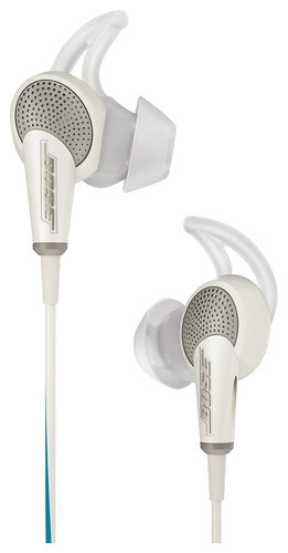 Bose® - QuietComfort® 20 Headphones (Samsung and Android) - White