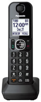 Panasonic - KX-TGFA30B Dect 6.0 Cordless Expansion Handset for Select Panasonic Expandable Phone Systems - Black