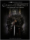 Game of Thrones: The Complete First Season [5 Discs] (DVD)