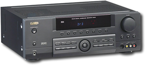 Click here for KLH 500W Dolby Digital Home Theater Receiver prices
