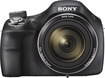 Sony - DSC-H400 20.1-Megapixel Digital Camera - Black