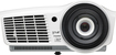 Vivitek - 1080p 3D DLP Home Theater Projector - White