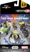 Disney Interactive Studios - Disney Infinity: 3.0 Edition Toy Box Speedway Expansion Game 4387500