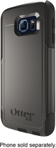 OtterBox - Commuter Series Case for Samsung Galaxy S6 Cell Phones - Black