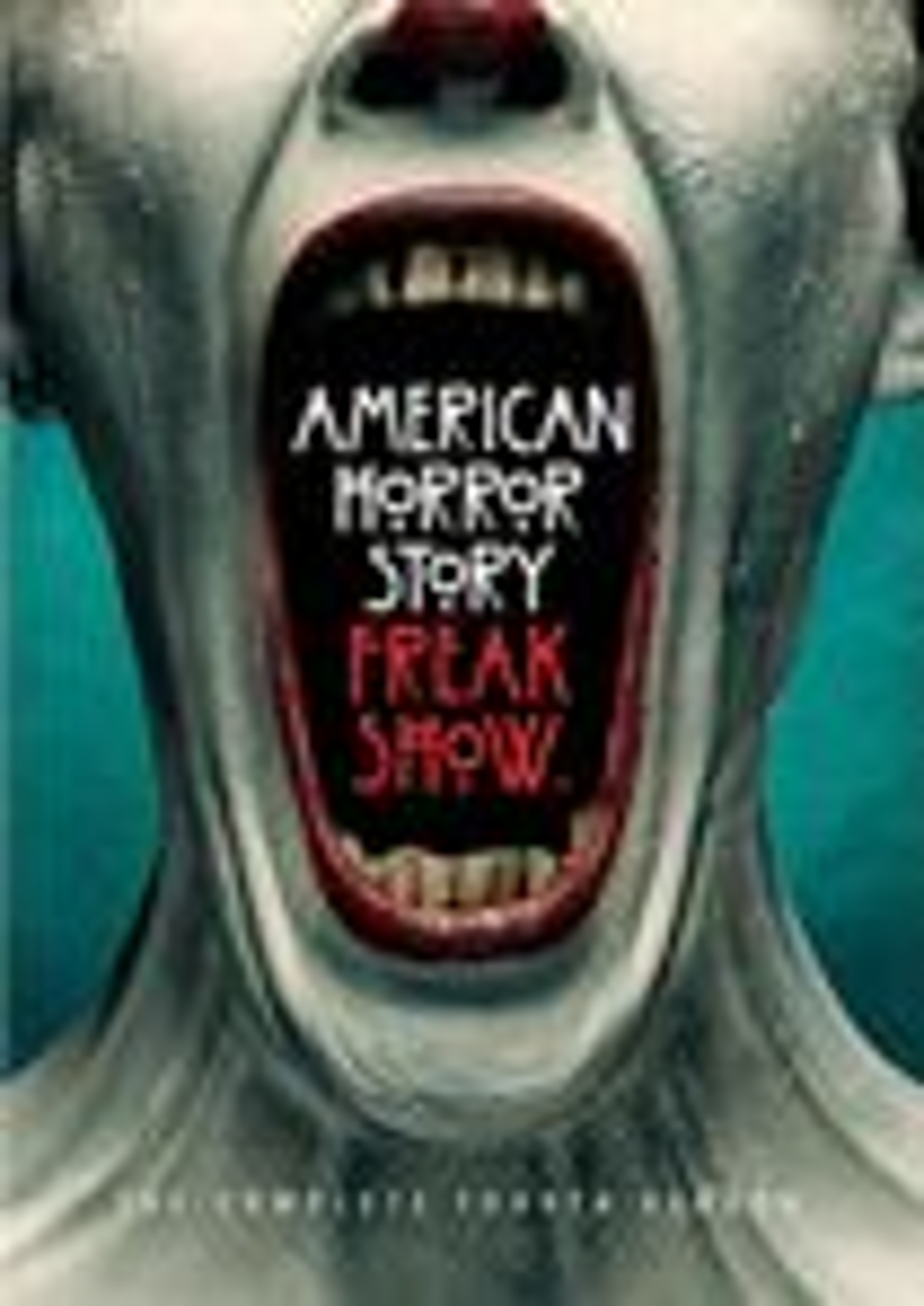 American Horror Story: Freak Show [4 Discs] (dvd) 4392111