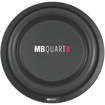 MB QUART - NEW RLP204 400W 8 SHALLOW CAR AUDIO SUBWOOFER SUB 400 WATT - Black