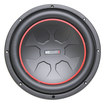 "MB Quart - Reference Series 10"" Dual-Voice-Coil 4-Ohm Subwoofer - Black"