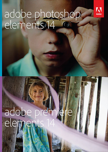Adobe Photoshop Elements 14 and Premiere Elements 14 Mac|Windows ADO951800F034