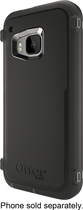 OtterBox - Defender Series Case for HTC One (M9) Cell Phones - Black