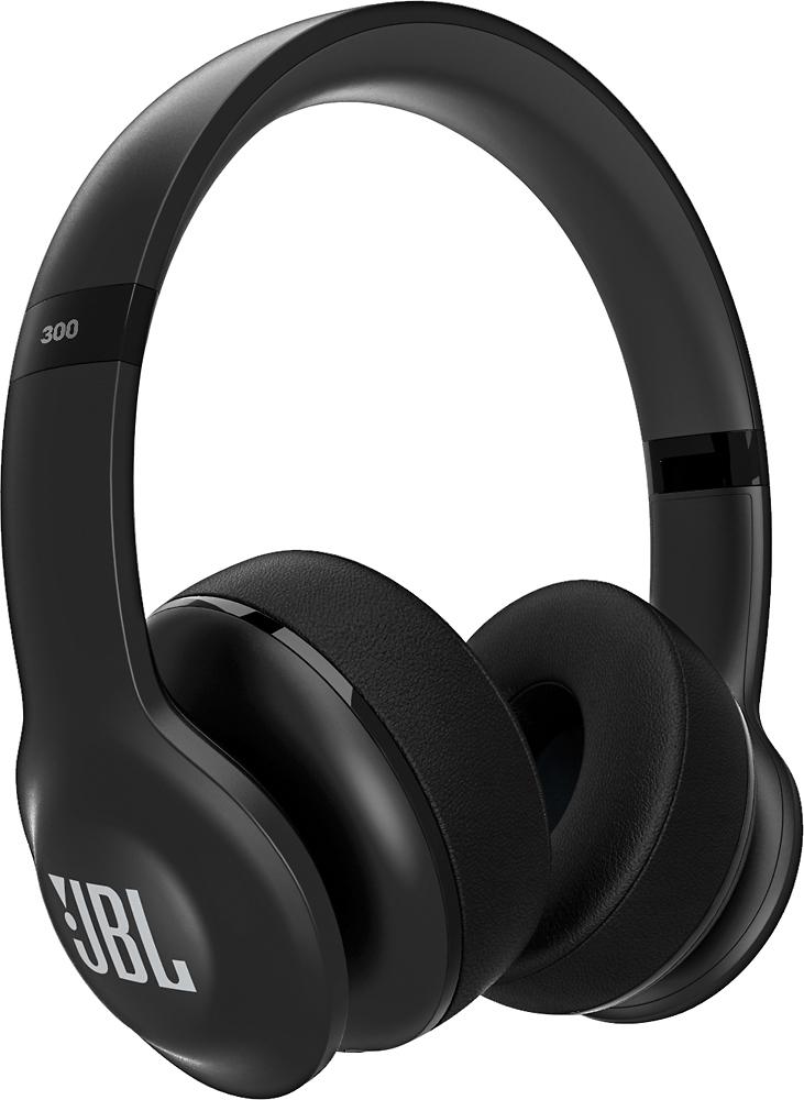 Jbl - Everest 300 Wireless On-ear Headphones - Black