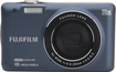 Fujifilm - JX665 16.0-Megapixel Digital Camera - Indigo Blue