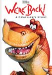 We're Back! A Dinosaur's Story (dvd) 4407007