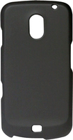 Rocketfish™ Mobile - Hard Shell Case for Samsung Galaxy Nexus Prime Mobile Phones - Black