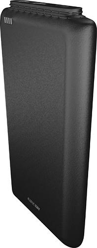 Rayovac - Portable 16,000 mAh Power Bank - Black
