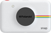 Polaroid - Snap 10.0-megapixel Digital Camera - White