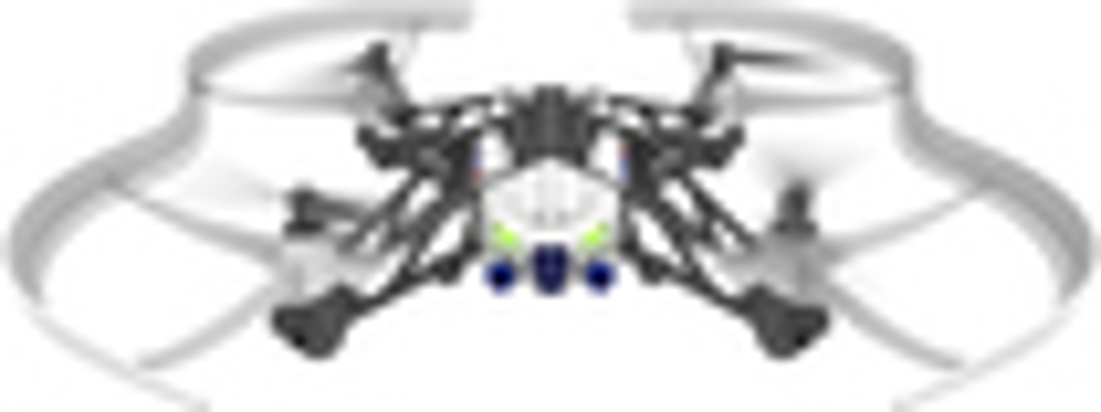 Parrot - Airborne Cargo Mars Drone - White 4419800