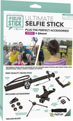 Retrak - Ultimate Selfie Stick Kit - Black