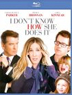 I Don't Know How She Does It [blu-ray] 4423905
