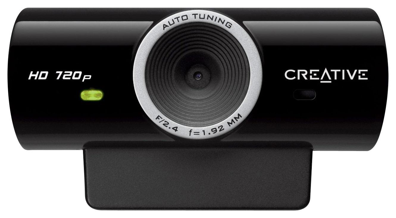 Creative - Live! Cam Webcam - Black
