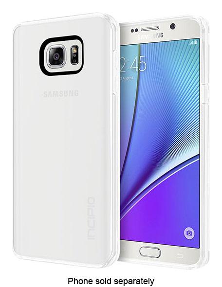 Incipio - Octane Pure Case For Samsung Galaxy Note 5 Cell