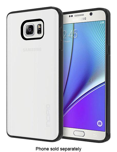 Incipio - Octane Pure Case For Samsung Galaxy Note 5 Cell Ph