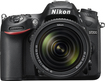 Nikon - D7200 DSLR Camera with 18-140mm Lens - Black