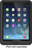 Lifeproof - Nuud Case For Apple Ipad Air - Black