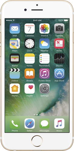 Apple MKT12LL/A iPhone 6s 64GB Gold Verizon