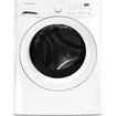 Frigidaire - 3.9 Cu. Ft. 7-Cycle High-Efficiency Front-Loading Washer - Classic White