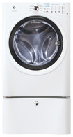 Electrolux - 4.2 Cu. Ft. 11-Cycle High-Efficiency Front-Loading Washer - White