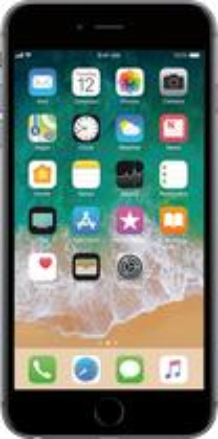 Apple - Iphone 6s Plus 64gb - Space Gray (sprint)