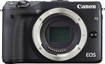 Canon - Eos M3 Mirrorless Camera (body Only) - Black