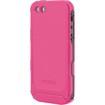 Incipio - ATLAS ID (Domestic US) Ultra Rugged Waterproof Case for iPhone® 5S - Dark Gray, Pink