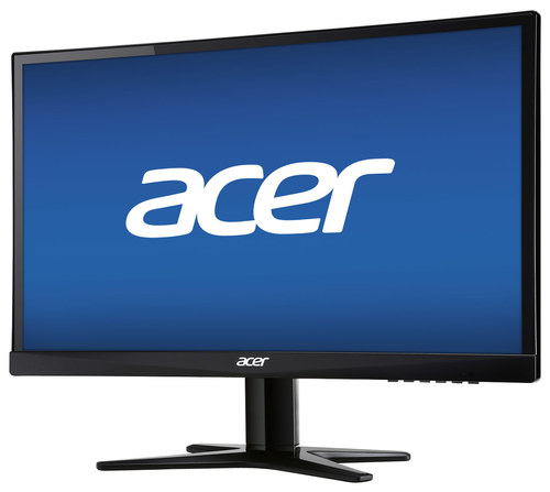 Acer - G7 25 IPS LED HD Monitor - Black