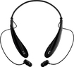 LG - Tone Ultra Wireless Headphones - Black