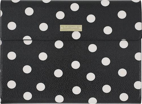kate spade new york Keyboard Folio Case for Apple® iPad® Air 2 Black/Cream KSIPD-013-BDD
