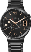 Huawei - Smartwatch 42mm Stainless Steel - Black Stainless S
