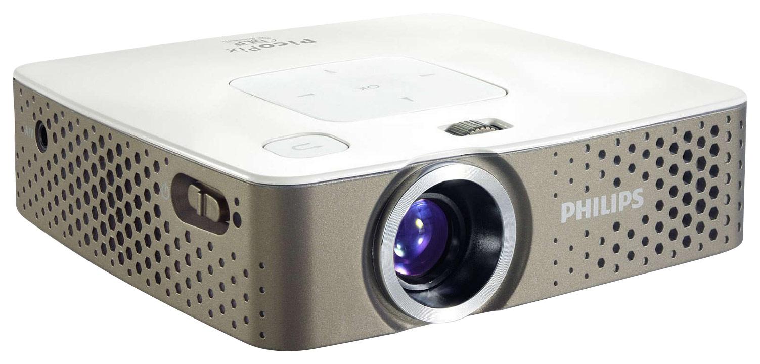 Philips PicoPix DLP Projector White PPX3414/F7