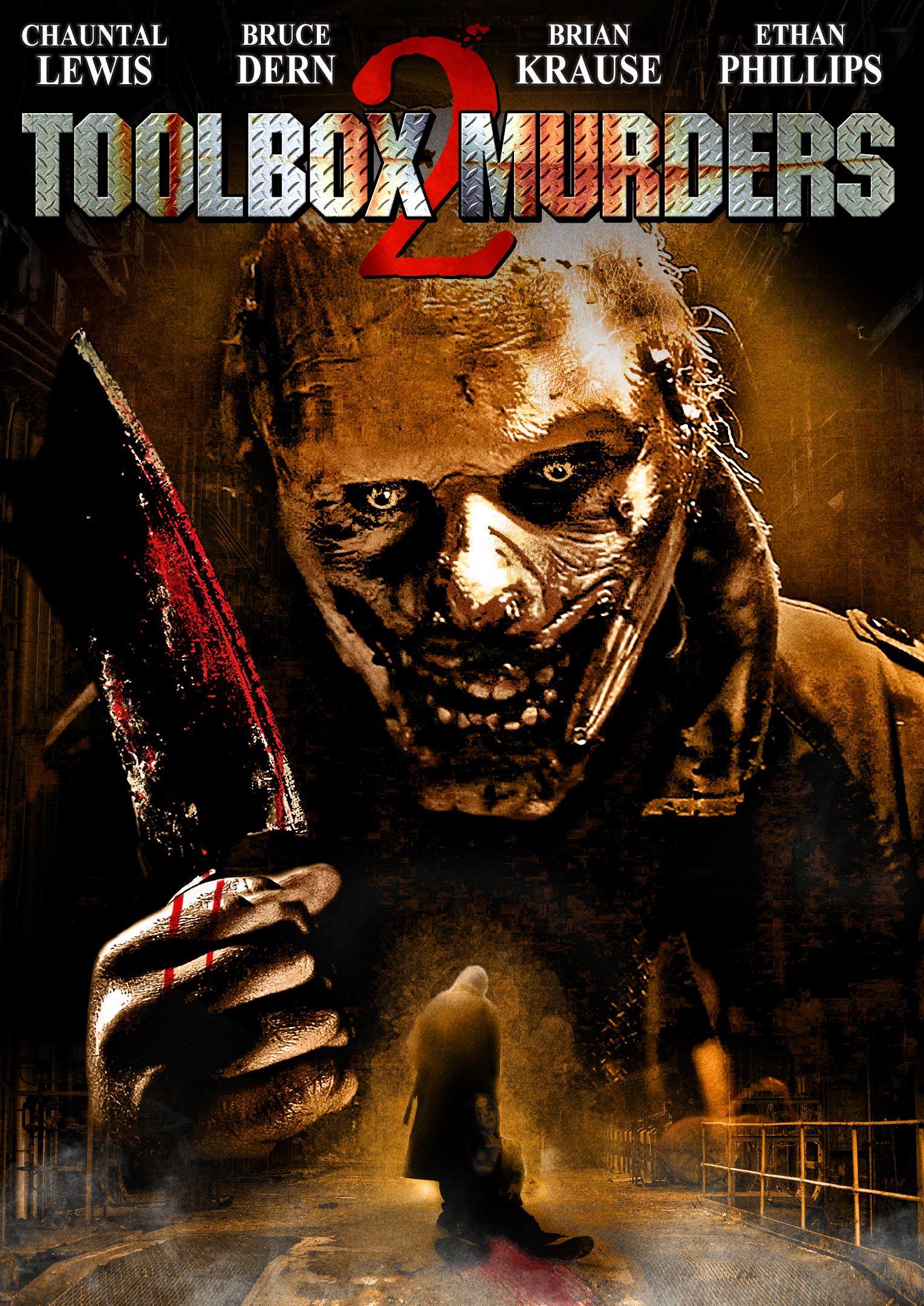 Toolbox Murders 2 (dvd) 4462414