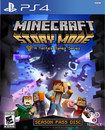 Minecraft: Story Mode - Season Pass Disc - Playstation 4