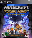 Minecraft: Story Mode - Season Pass Disc - Playstation 3
