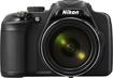 Nikon - Coolpix P600 16.1-Megapixel Digital Camera - Black