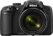 Nikon - Coolpix P600 16.1-Megapixel Digital Camera - Black