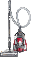 Electrolux - Ultraflex Bagless Canister Vacuum - Gray, Red, Silver