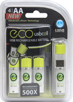 Eco Cell - Usb Cell Rechargeable...
