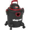 Shop-Vac - 5 Gallon Wet/Dry Vac - Black, Red