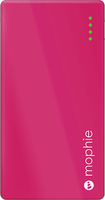 mophie - Juice Pack Powerstation Mini External Battery for Most USB-Enabled Devices - Pink
